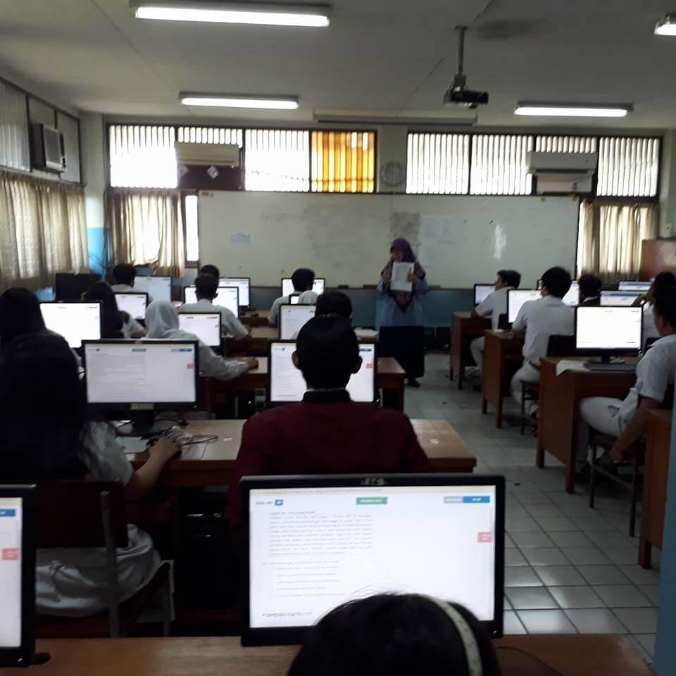 Ujian Tengah Semester Ganjil 2018/2019