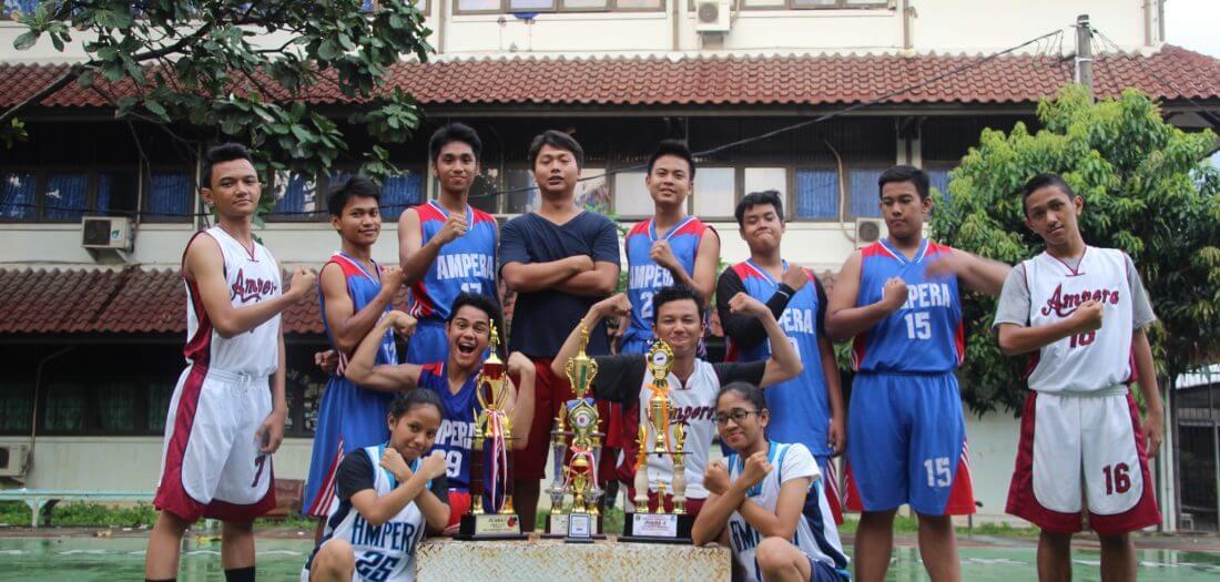 Eskul Basket SMA Sumbangsih