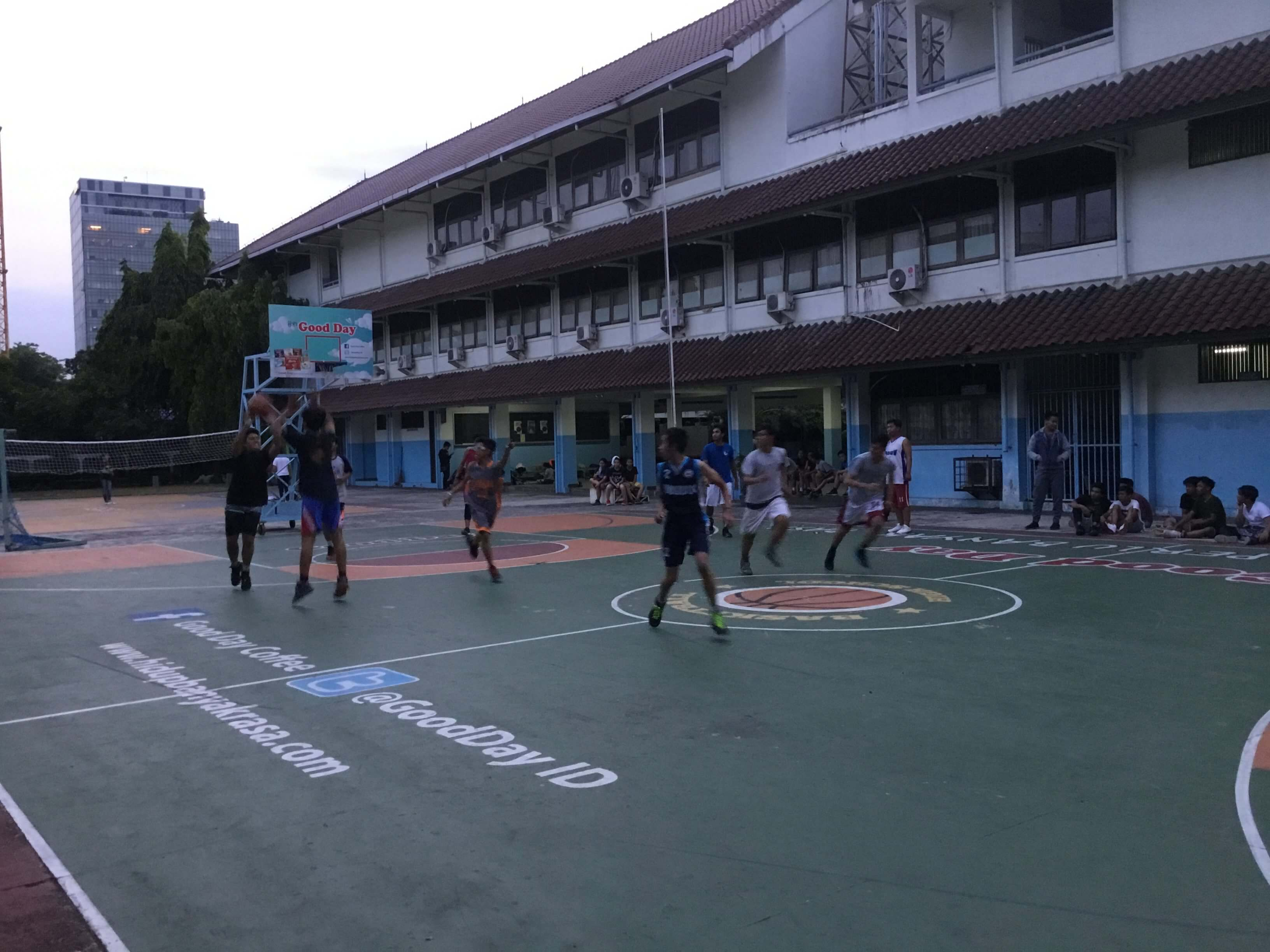 Team Bola Basket