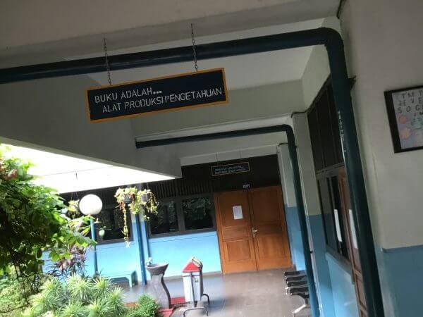 Sekolah dambaan para siswa