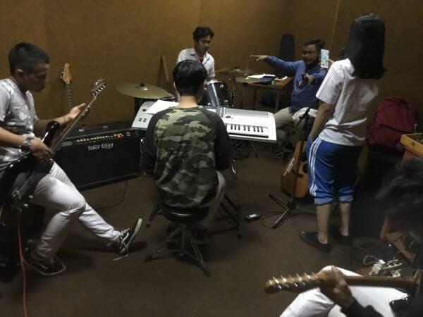 Band SMA Sumbangsih